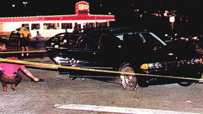 Death Proof Car Crash Scene Song